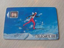 télécarte    ski de fond    120  u (6)