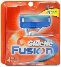 Gillette Fusion Cartridges 4 Each