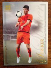 2014 Futera Unique Football Soccer Card- Holland HUNTELAAR Mint