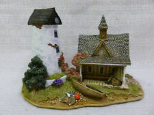 Lilliput Lane The Miller & the Mariner 2005 The British Collection L2934