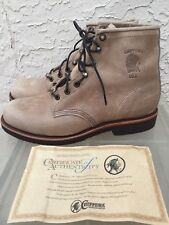 """CHIPPEWA 20067 THOMPSON 6"""" BOOTS MADE IN THE USA NWT SZ 11D"""