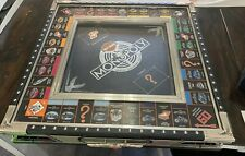 RARE FRANKLIN MINT HARLEY DAVIDSON MONOPOLY LIMITED EDITION  GAME- 1696/5000