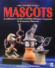 LIVRE/BOOK : mascotte automobile (bouchon radiateur,car mascot,badge