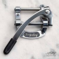 Bigsby Licensed B50 Vibrato Tremolo Tailpiece Fer àCheval Horseshoes Tele SG Alu