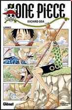 "manga One Piece Tome 9 ""Larmes"" Edition Originale Eiichiro Oda Glenat VF Toriko"