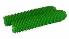 MX TYPE FORK GAITORS GREEN LG 320MM LONG MADE IN EC BC15567 - T