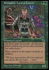 ELADAMRI, SIGNORE DELLE FOGLIE - ELADAMRI, LORD OF LEAVES Magic TMP Mint