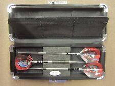 Piranha Razor Grip 24g Steel Tip Darts 90% Tungsten 19510 w/ FREE Shipping