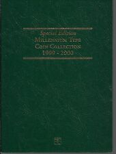 Littleton Special Edition MillenniumType Coin Collection 1999-2000