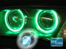 Für BMW E39 E53 E60-E66 E87 Angel Eyes LED Brenner  GRÜNN +++