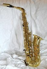 USED SELMER Paris Super Action 80 Series II Alto Saxophone SA80II