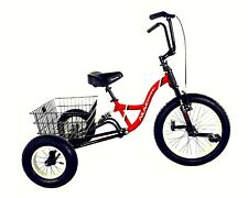 NUVOTRIKE TRICYCLE