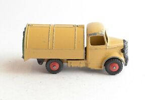 Replica box garbage truck bedford dinky toys