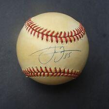 FRANK THOMAS  Signed Baseball Autographed  MLB