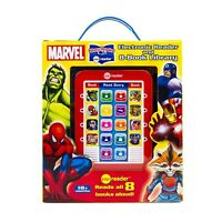 Disney Marvel Avengers Electronic Me Reader Story Reader 3+ Toy Book Library Fun