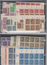 POLAND,WW II,GENERALGOUVERNEMENT,GERMANY, postage due,100 x used accumulation