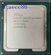 Intel Xeon E5-2450 V2 2.5GHz 8 Core 16 Threads 20M LGA1356 SR1A9 CPU Processor