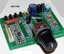 SALTMATE SMT PCB ALL SIZES GENUINE,SN0502696, WITH KNOB, JAMICON CAPACITORS