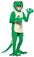 Adult Gecko Lizard Halloween Costume Gc6509