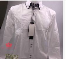 WHITE POLO LONGSLEEVE #121822 (LH) - (Size 39)