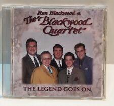 Ron Blackwood & The Blackwood Quartet CD - THE LEGEND GOES ON