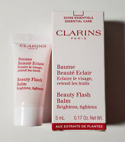 CLARINS Beauty Flash Balm 0.17oz. Travel Size New in Box