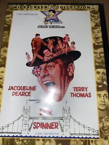 Jerry Lewis  - Der Spinner DVD Top Zustand!