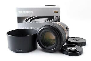 【Mint】Tamron SP G005 60mm f/2 Di-II LD AF IF Macro for Minolta Sony A 703898