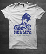 Wiz Khalifa Camiseta Hip Hop Kendrick Lamar Música Rap Lil Wayne Snoop Dogg