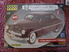 HAWK Model Car 1949 Mercury Coupe metal 1/24 scale