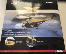 Corgi AA39102 Limited Edition Westland Whirlwind Royal Naval Air Service