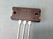 4 Pieces | 2SC2565 NPN Silicon Audio Power Amplifier