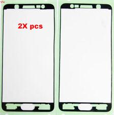 2X Pre-Cut Adhesive Glue Tape For  For Samsung Galaxy J7 Prime 2017SM-J727T J727