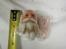Doll Head Porcelain Santa Claus Parts Repair Doll Making Christmas Holiday