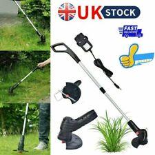 18000 RPM Electric Cordless Garden Grass Trimmer Weed Cutter Lawn Mower Strimmer