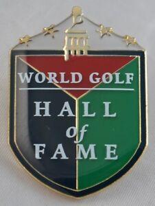 WORLD GOLF HALL OF FAME Lapel Pin