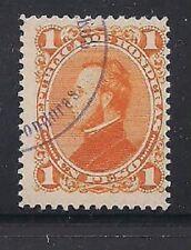 British Honduras Stamps- Scott # 36/A4-1p-Canc/LH-1878