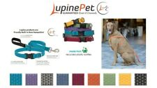 Lupine ECO Dog Collar Step In Harness Leash - Soft Recycled Guarantee Made USA