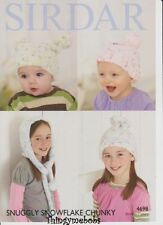 Sirdar Baby Doll/Toy Crocheting & Knitting Patterns