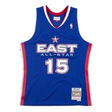 New Jersey Nets Vince Carter #15 Mitchell & Ness 2005 All-Star Swingman Jersey