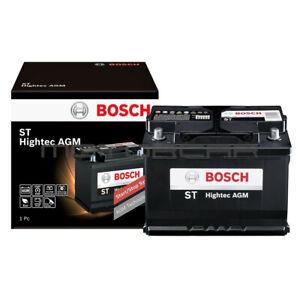 Bosch ST Hightec AGM LN3 Battery - Audi BMW Volkswagen