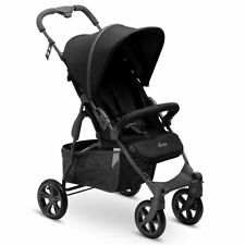 ABC Design Buggy Kinderwagen Sportwagen Treviso 4 mit Liegeposition Black