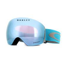 de9b9bf58f Oakley Ski Goggles Flight Deck Oo7050-66 Moon Rock Sea Prizm Sapphire  Iridium