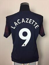 LACAZETTE #9 Arsenal Away Football Shirt Jersey 2018/19 (L)