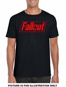 Fallout Gaming T Shirt Freepost UK