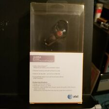 Jabra BT2080 Silver/Black Ear-Hook Universal Bluetooth Headset, New.