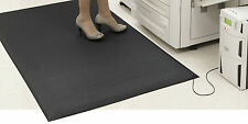 Anti-Static Mat with Cord - 3 x 12' U-Line H-4563