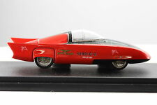 Moto Guzzi Nibbio 2 Giovanni Lurani 1957 Land Speed Record LSR Dwindle 001
