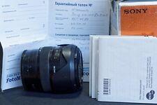 Sony sal-24105 24-105 f/3.5-4.5 Minolta AF, Sony A
