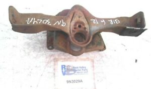 Support Assy frt Axle